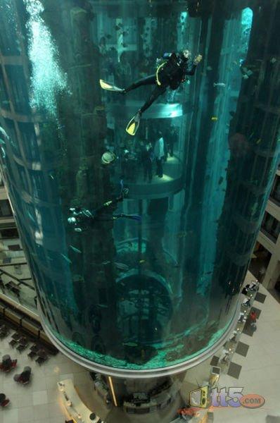 مصعد كهربائي داخل حوض مائي 192655868.jpg