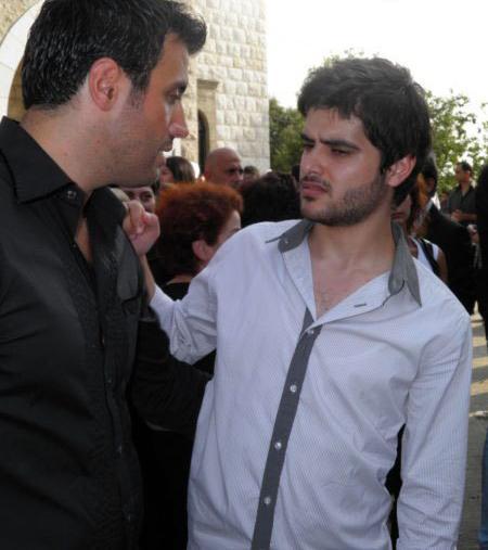 جثمان رامي الشمالي وعزاؤه طالب