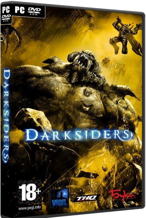 حصريآ  لعبة الاكشن والخيال المنتظرة والرهيبة Darksiders 2010 النسخه الكاملة بحجم 13 ج
