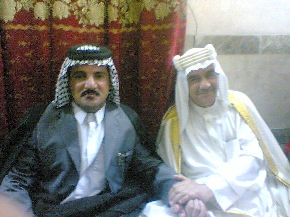 صورة الشيخ خزعل حفيد الامير