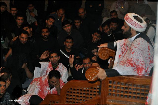 شيخ حسن العالي ليلة العاشر بماتم السنابس : مراتب الزيارة الحسينية 881758778