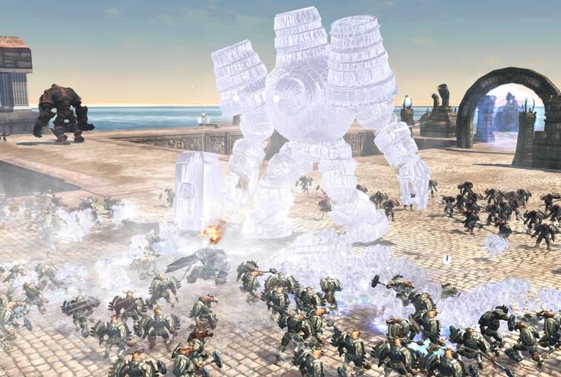حصريا مع اروع العاب الاكشن Demigod: Battle Of the Gods نسخه ريباك بمساحة2جيجا على اكثر من سيرفر 304501852