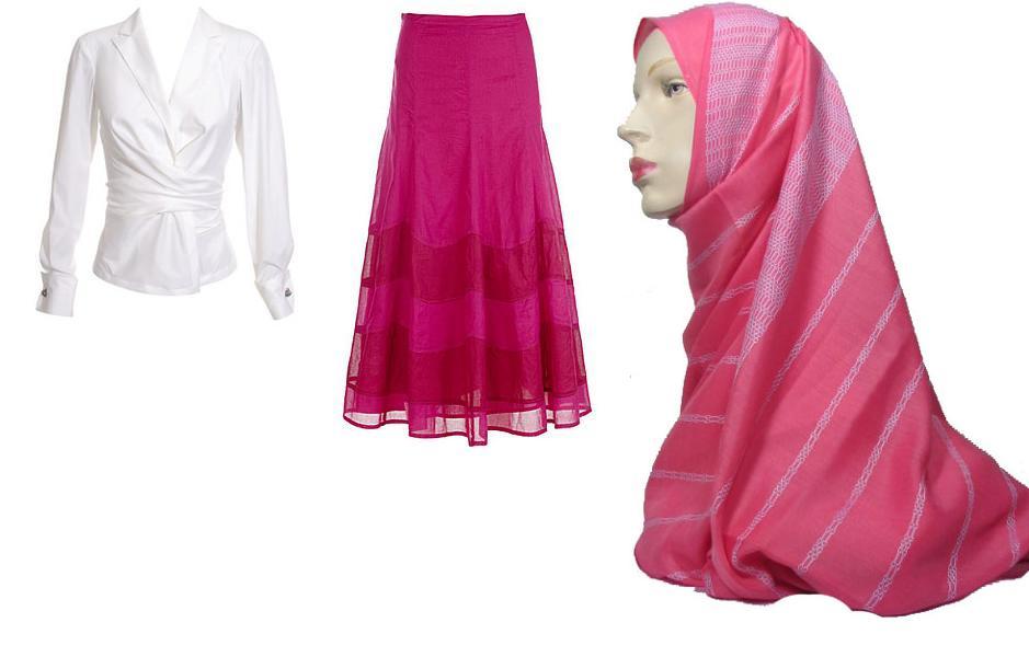 ملابس للمحجبات الحلوات 2014, احلى صور البلوزات للمحجبات 2015