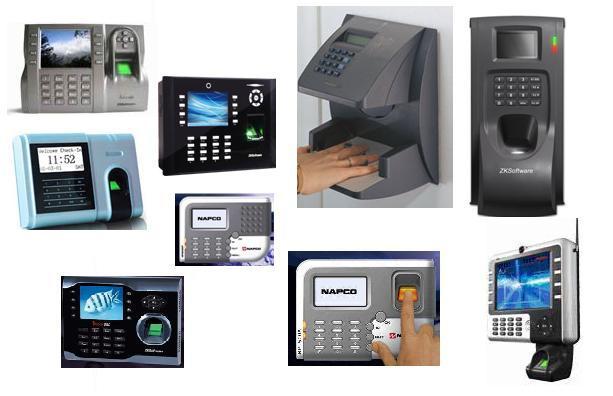 Time Attendance Finger Print