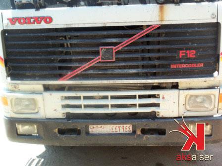 جمارك حلب تضبط شاحنة تهريب مازوت تحتوي على 45 ألف ليتر