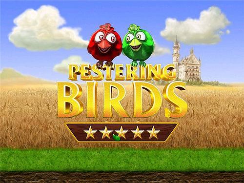 تحميل لعبة pestering birds التى تفوقت على زوما