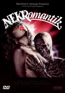 فيلم الرعب الممنوع من العرض دوليا Nekromantik 1 1987 Dvd  795240047