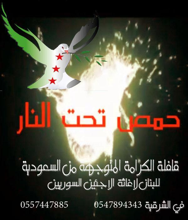 b4001411d الثورة الشعبية السورية : متابعة التطورات وآخر المستجدات : 2 [الأرشيف] -  الصفحة 5 - شبكة الدفاع عن السنة