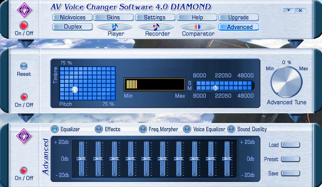 AV Voice Changer Diamond Edition 4.54������ ���� �������0.