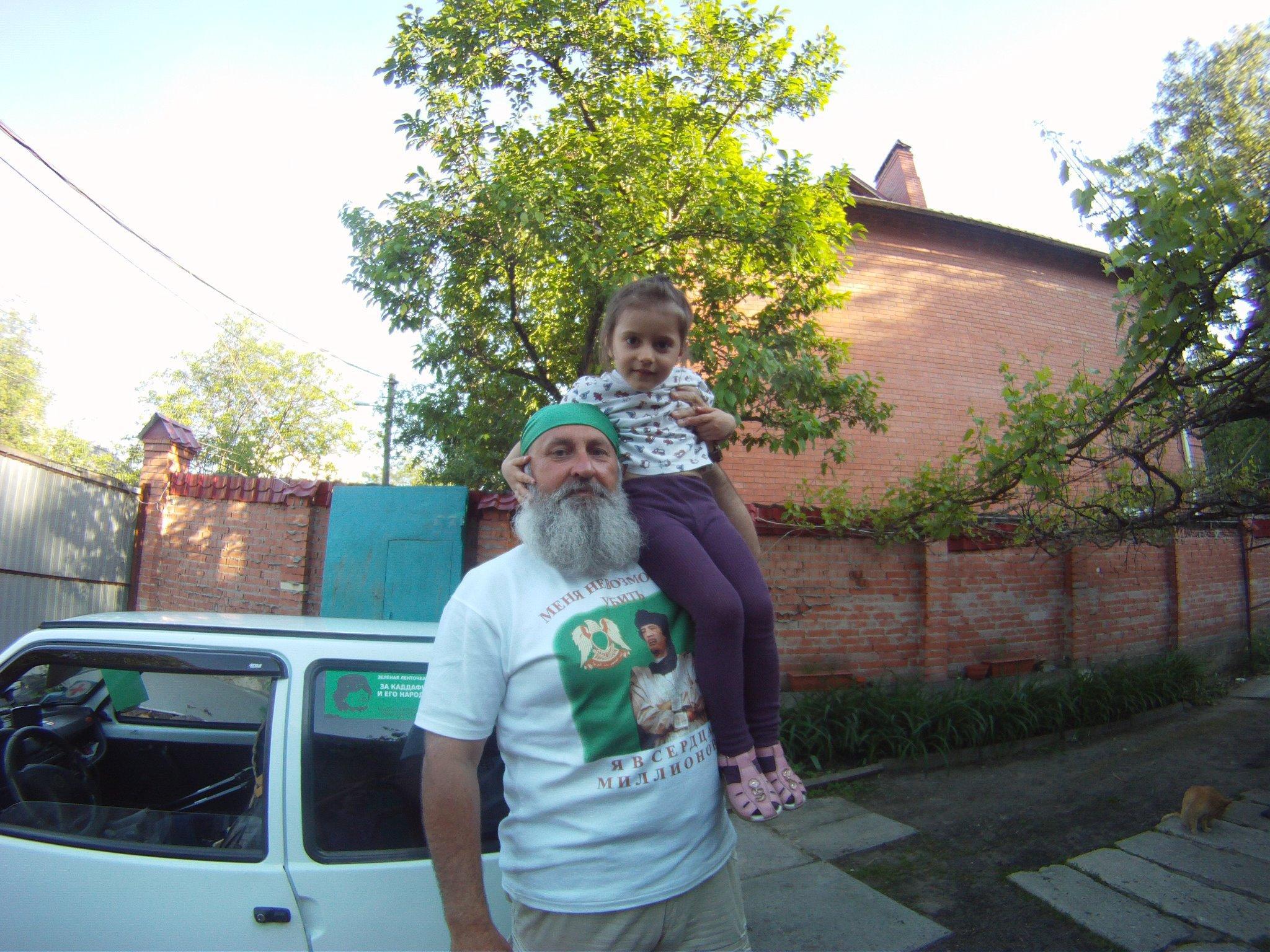 تحية للمناضل Vitaly Kosilovich  863019617