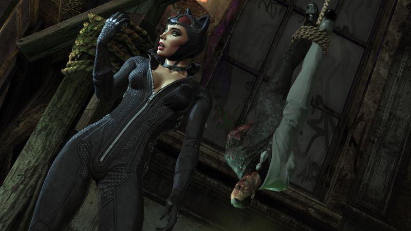 ������_���� ���� ������ ������ 2-6 ������ �������� Batman: Arkham City - Harley Quinn