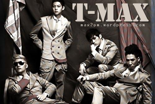 صور للفرقة الكورية : T MAX 387994273
