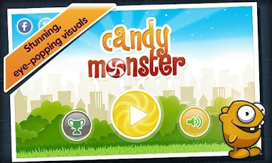 ������ ������ ������� �������� candy monster