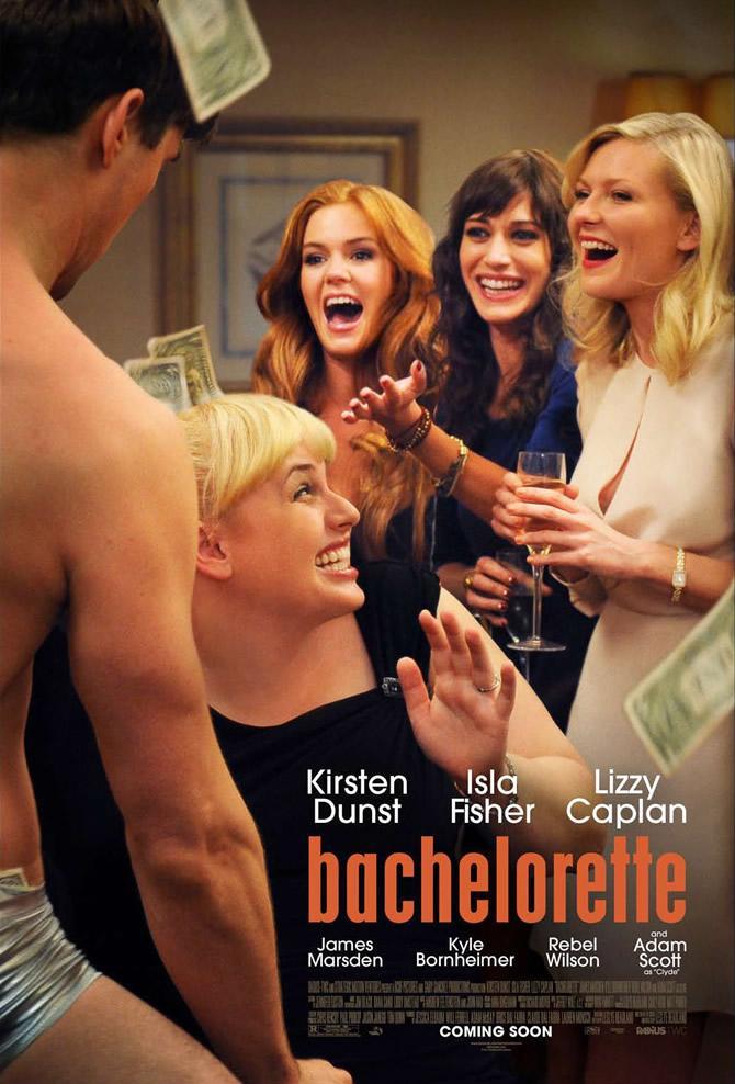 فيلم الكوميديا الرائع Bachelorette DVDRIP
