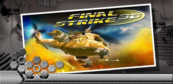 لعبة الهليكوبترات المقاتلة FinalStrike