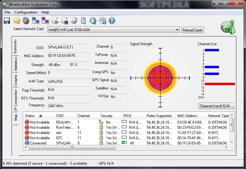 تحميل برنامج WirelessMon 2014 كامل ماى ايجى ميديا فاير رابط واحد مباشر مجانى 166010422.png
