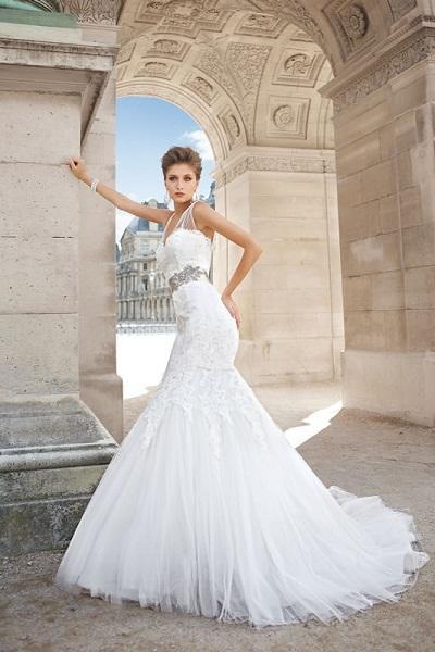 فساتين اعراس 2017 صور موديلات فساتين اعراس كلاسيك