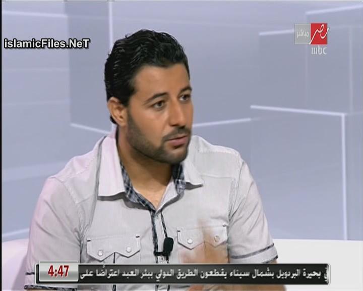 لقاء الداعية شريف شحاتة فى برنامج احسن ناس 12-6-2013