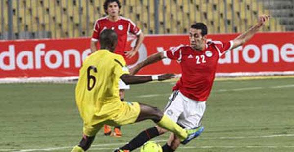 مصر وموزمبيق 2013