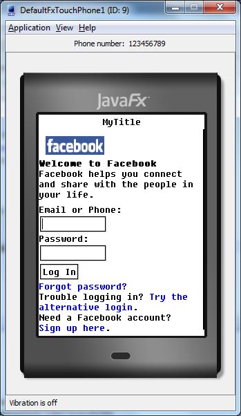 خطوة بخطوة لبرمجة مستعرض ويب للجولات باستخدام المكتبة lwuit  969774946