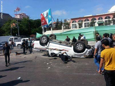 إصابة مواطنين حادث بغـزه 807787434.jpg