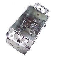 علب معدنية التي تركب عليها المفاتيح الكهربائية 414206675