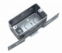 علب معدنية التي تركب عليها المفاتيح الكهربائية 616601782