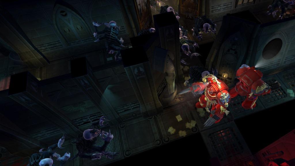 حصريا اللعبة الاستراتيجية Space Hulk-SKIDROW
