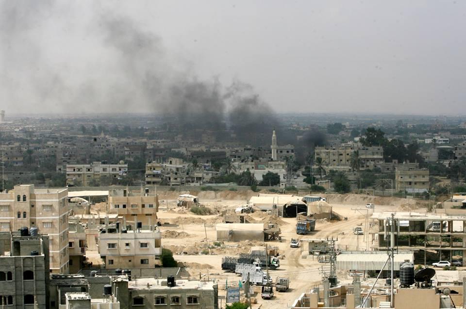 عالمي بالصور الجيش المصري يبدأ بإقامة المنطقة العازلة 700046086.jpg