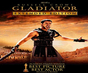 Gladiator 2000 720p BluRay مترجم
