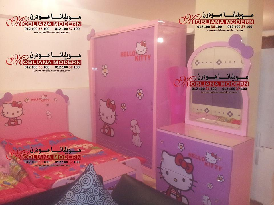 تشكيلة غرف نوم أطفال مودرن 2015  Mobiliana Modern    سريرين أطفال  سراير