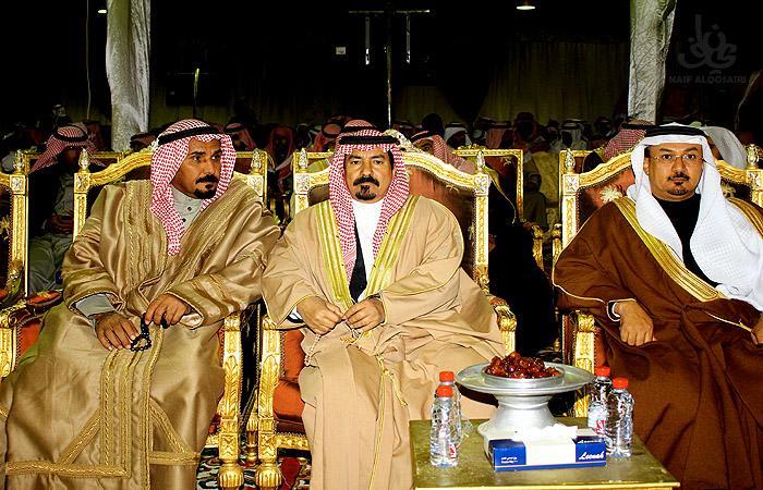 قبيلة القصيرين بمناسبة تعيين الشيخ