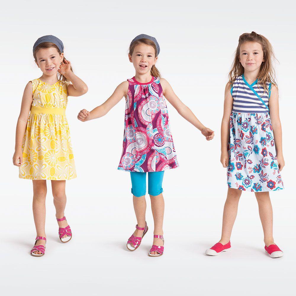 abdbf79690fba اشيك ملابس اطفال صيفى موضة 2014 للبنوتات الحلوين