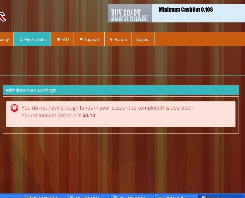 napbux minimum cashout is $0.10 236557832