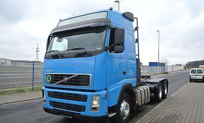 للبيع شاحنه فولفوfh500 موديل :2005