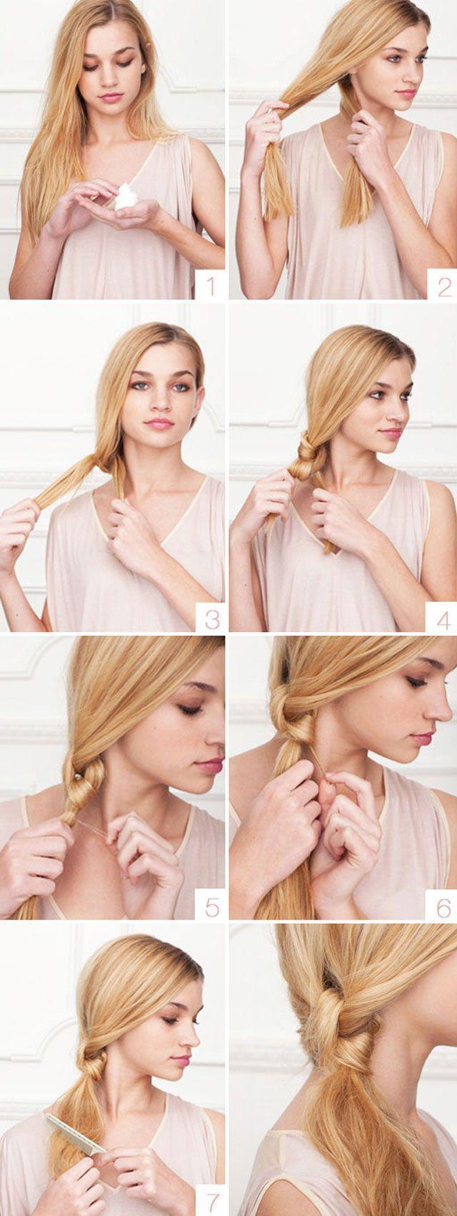 تسريحات شعر سهلة وسريعة 730503891.jpg