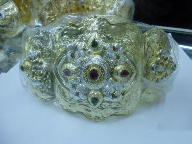احزمة مغربية المعدن المطعم بالدهي 943636015.jpg