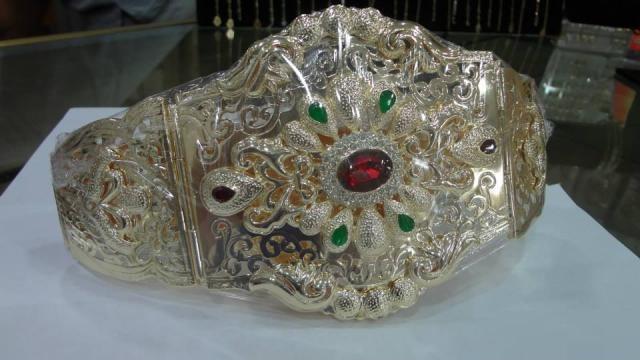 احزمة مغربية المعدن المطعم بالدهي 983977526.jpg