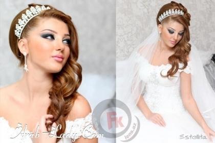 احدث تشكيلة من تسريحات ومكياج العرائس 2014 188470637.jpg