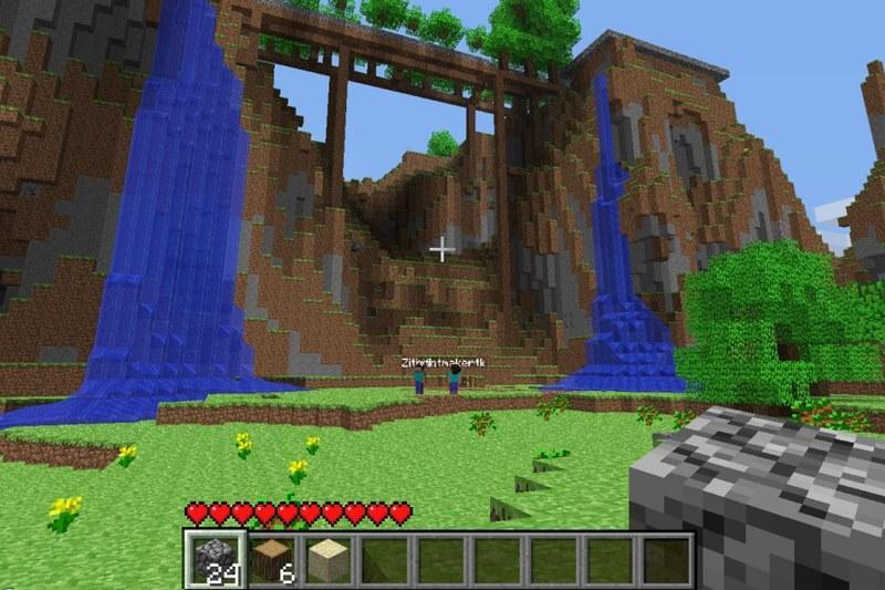 تحميل لعبة ماين كرافت 2015 Minecraft