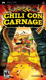 Chili Con Carnage - PSP