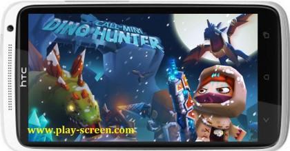 Call of Mini Dino Hunter v3.1.7 - Android