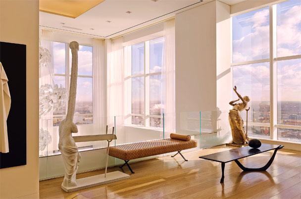 منزل الأحلام الرووف ولاية مانهاتن