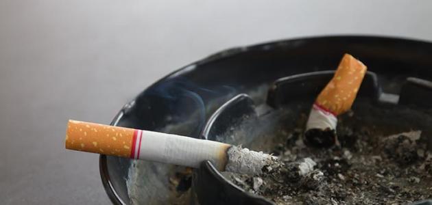 تعريف التّدخين