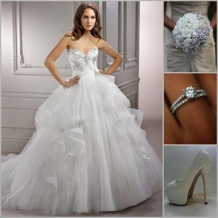 3a6281eeac9e8 تشكيلة فساتين زفاف عالمية 2015 ، احلي فساتين زفاف نسائية 2015