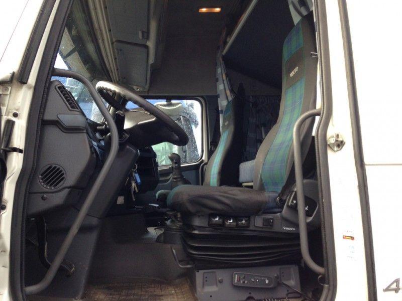للبيع شاحنة فولفو fh400 موديل