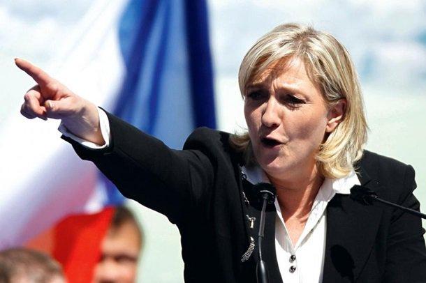 زعيمة اليمين الفرنسي لمارين لوبان تواجه تهمة رسمية في فضيحة أموال الاتحاد الأوروبي