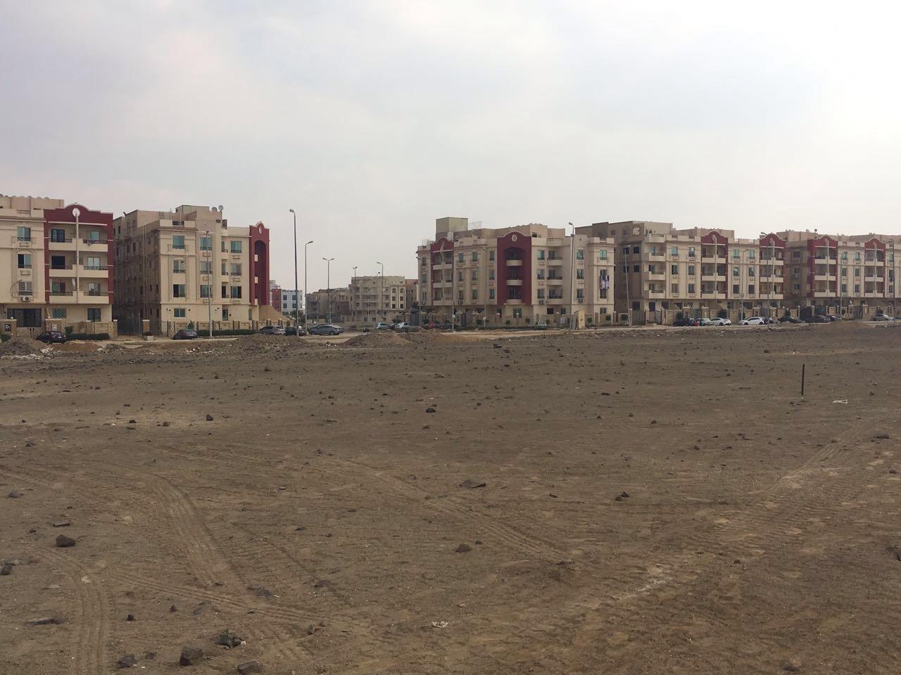 قطع اراضي مميزه في مدينة الشيخ زايد 2017