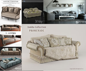Furniture Models