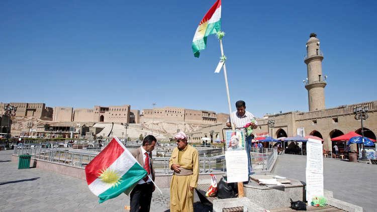 """إقليم كردستان يطالب بغداد بإلغاء إجراءات """"رد الفعل"""" على الاستفتاء"""